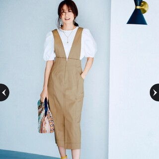 Mystrada - 【新品未使用タグ付き】マイストラーダ⭐今期新作・ステッチタイトスカート