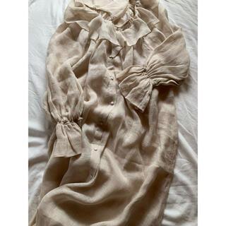 EDIT.FOR LULU - BASERANGE linen dress