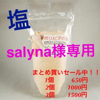 【ボリビアの塩】300g(調味料)