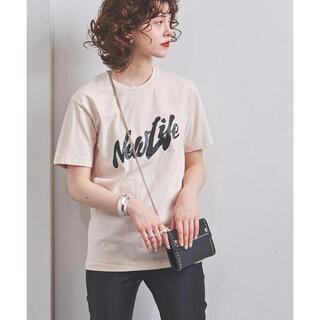 ユナイテッドアローズ(UNITED ARROWS)の今期完売ユナイテッドアローズ<MIXTA(ミクスタ)>NEW LIFE Tシャツ(Tシャツ(半袖/袖なし))