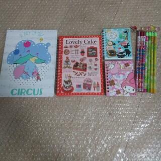 Disney - ディズニー付箋ノート メモ 鉛筆HB,B 韓国文具