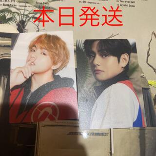 BTS FC トレカ テヒョン the Best CD