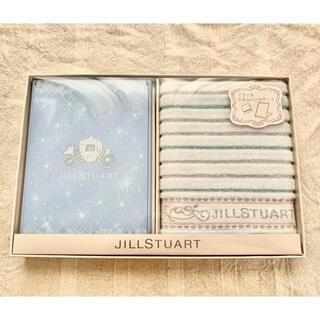 JILLSTUART - JILLSTUART ハンドタオル&ミラーSET