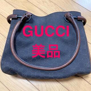 グッチ(Gucci)の本日タイムセール中 美品 GUCCI グッチ ショルダーバッグ トートバッグ(ショルダーバッグ)