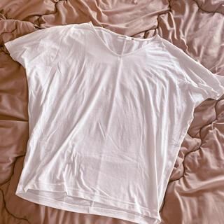 マウジー(moussy)のmoussy♡ドルマンtシャツ(カットソー(半袖/袖なし))