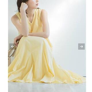 ノーブル(Noble)の【新品タグ付】《追加》【MARIHA】夏の月影のドレス(ロングワンピース/マキシワンピース)