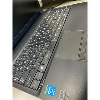 ノートパソコン Windows10 i5 メモリ8GB SSD120GB