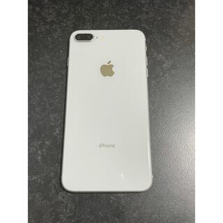 Apple - iPhone8 Plus 64GB SIMフリー シルバー