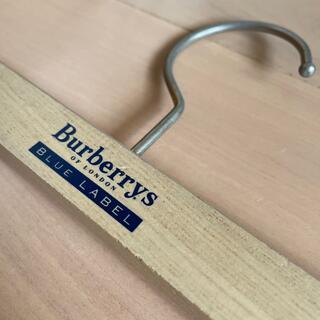 バーバリーブルーレーベル(BURBERRY BLUE LABEL)のバーバリーブルーレーベル ハンガー(その他)
