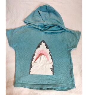 フェリシモ(FELISSIMO)のフェリシモ キッズトップス サメ 120センチ(Tシャツ/カットソー)