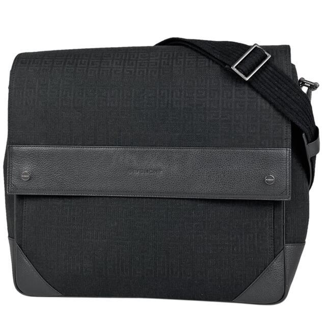GIVENCHY(ジバンシィ)のジバンシィ ロゴ ショルダーバッグ レディース 【中古】 レディースのバッグ(ショルダーバッグ)の商品写真