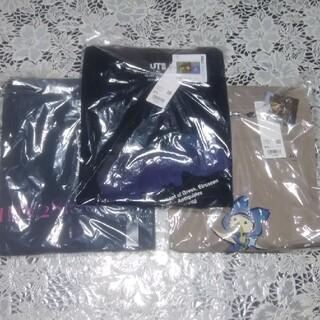 UNIQLO - UNIQLO 4XL Tシャツ メンズ 3枚 大きいサイズ 新品 未開封
