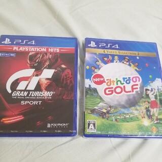 PlayStation4 - グランツーリスモSPORT(PlayStation Hits) PS4