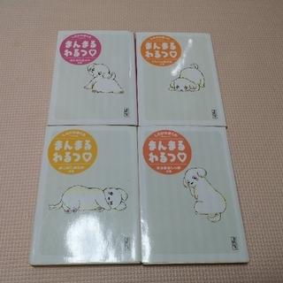 コウダンシャ(講談社)のまんまるわるつ♡ 4コマ 4冊(4コマ漫画)