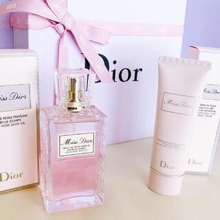 Dior - Dior ハンドクリーム☆ボディオイル セット