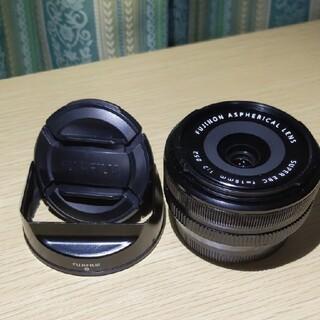 フジフイルム(富士フイルム)の富士フイルム fujifilm XF18F2(レンズ(単焦点))