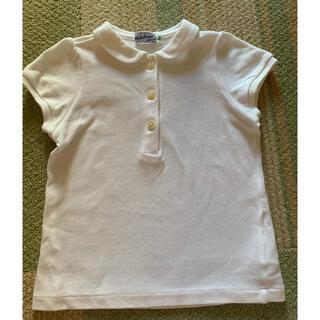 ミキハウス(mikihouse)の専用 ポロシャツ ミキハウス 小学校受験 女の子 ブラウス 100(ドレス/フォーマル)