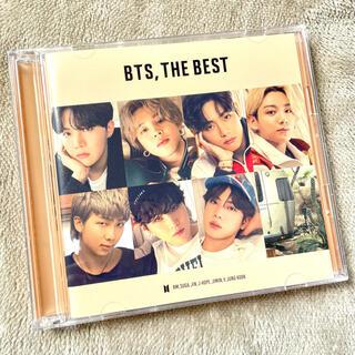 防弾少年団(BTS) - BTS 防弾少年団 THE BEST 公式 CD アルバム セブンネット