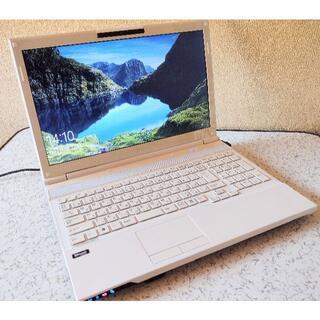 富士通 - ★富士通 AH42/H Windows10/4GB/500GB/Office★