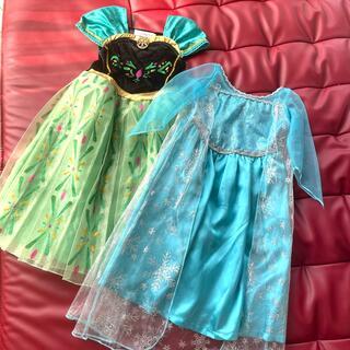 アナと雪の女王 コスチューム(衣装)