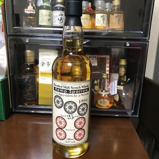 ウイスキー ヘンプスパロー トゥー スペイサイダーズ バイ アストリーム 25年(ウイスキー)