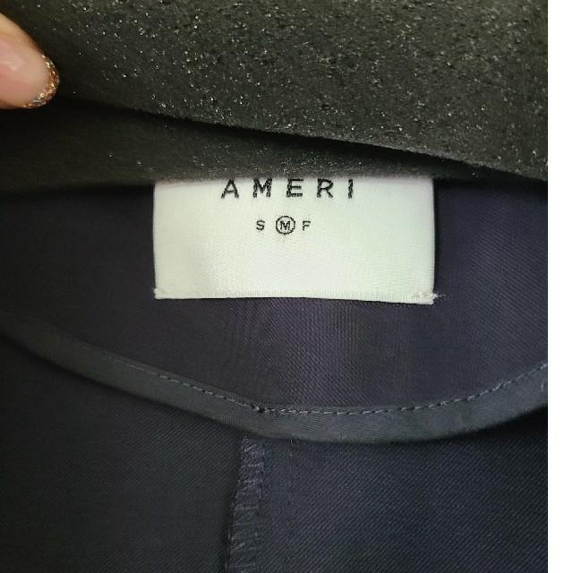 Ameri VINTAGE(アメリヴィンテージ)のAmeri vintage  BLAZER PLAYFUL ROMPERS レディースのパンツ(オールインワン)の商品写真