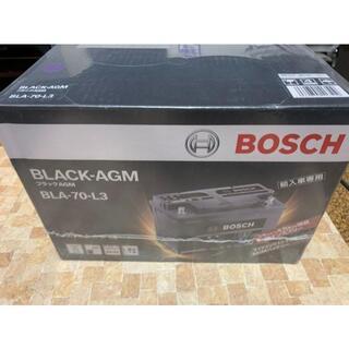 BOSCH - BOSCH (ボッシュ) 輸入車バッテリー ブラックAGM BLA-70-L3