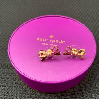 ケイトスペードニューヨーク(kate spade new york)のKate Spadeピアス♠︎(ピアス)