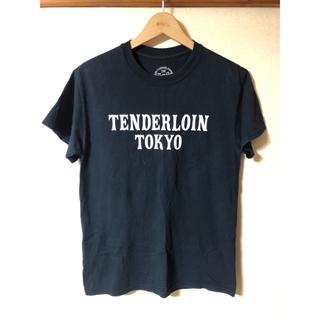 TENDERLOIN - 最終値下げ!東京限定!TENDERLOINテンダーロイン フルロゴ Tシャツ