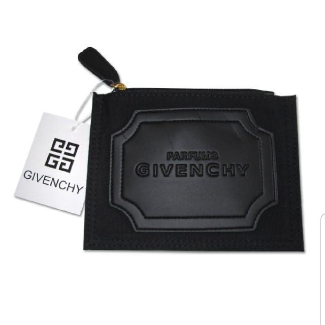 GIVENCHY(ジバンシィ)のGIVENCHY ジバンシー PUレザートートバッグ&ポーチ セット ノベルティ レディースのバッグ(トートバッグ)の商品写真