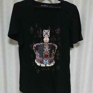 ジェーンマープル(JaneMarple)のドンルTシャツ 最終値下げ(Tシャツ(半袖/袖なし))