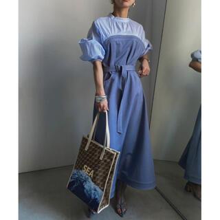 Ameri VINTAGE - 新品♡ アメリヴィンテージ♡AFFOGATO SHIRT DRESS♡