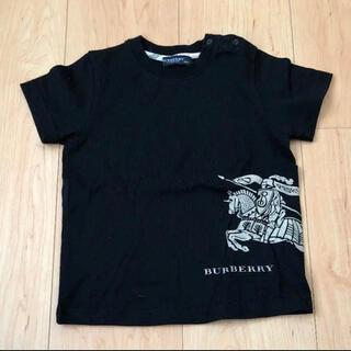 BURBERRY - バーバリー  90  ティシャツ  美品