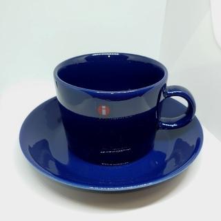 iittala - 【未使用】イッタラ ティーマ カップ&ソーサー 2セット ブルー