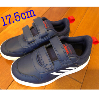adidas - 美品★ アディダス キッズ スニーカー 17.5cm