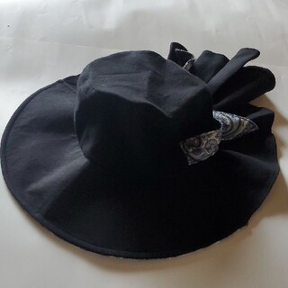 シマムラ(しまむら)の★CLOSSHlしまむらのリボン付き帽子★(帽子)