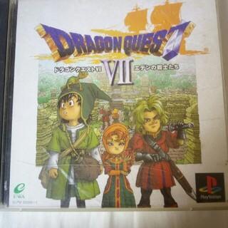 ドラゴンクエスト7(家庭用ゲームソフト)