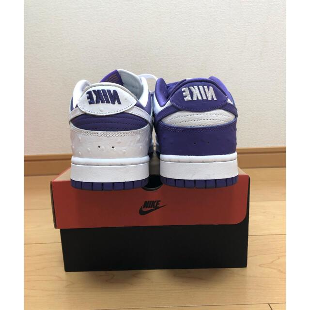 NIKE(ナイキ)のNIKE DUNK LOW MADE YOU LOOK 29cm 28.5cm メンズの靴/シューズ(スニーカー)の商品写真