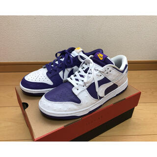 NIKE - NIKE DUNK LOW MADE YOU LOOK 29cm 28.5cm