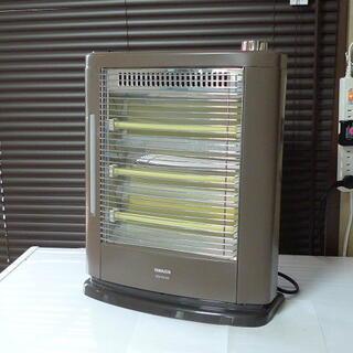 ヤマゼン(山善)の電気ストーブ 加湿機能付き 遠赤外線 山善 YAMAZEN DSE-KC103(電気ヒーター)