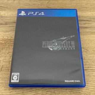 プレイステーション4(PlayStation4)の【即日発送】ファイナルファンタジー7 リメイク(家庭用ゲームソフト)