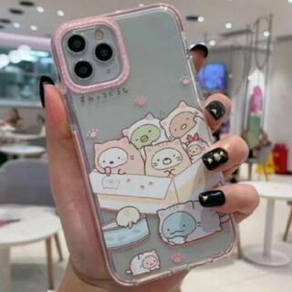 すみっコぐらしiPhoneケース11
