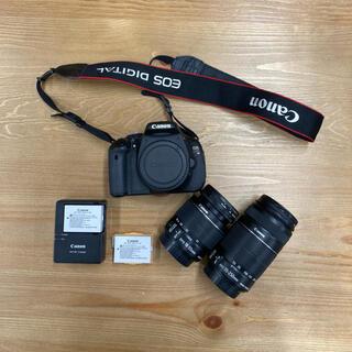 Canon - Canon EOS kiss X5 Wレンズキッド