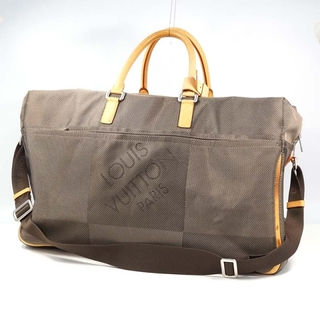 ルイヴィトン(LOUIS VUITTON)のLOUIS VUITTON スヴラン M93015 ボストンバッグ(トラベルバッグ/スーツケース)