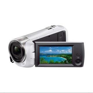 SONY - 【新品未開封】【即購入OK】ソニー HDR-CX470-W ビデオレコーダー