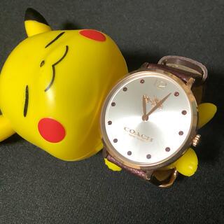 COACH - コーチ腕時計レディース 稼働品 電池交換済