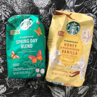 Starbucks Coffee - 日本未発売 スターバックス 期間限定 コーヒー豆  2パック