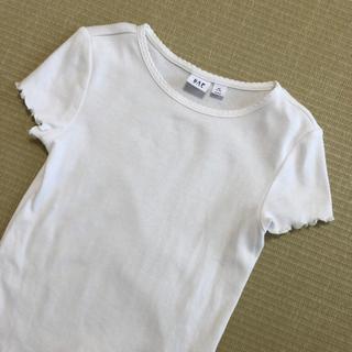 ギャップキッズ(GAP Kids)の美品 Tシャツ GAP kids XS 110(Tシャツ/カットソー)