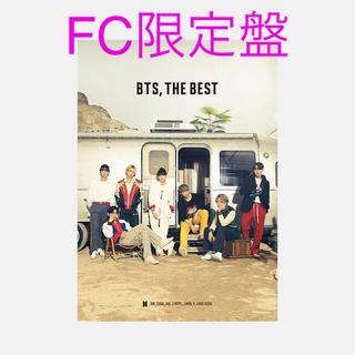 防弾少年団(BTS) - BTS, THE BEST(FC限定盤)CD未再生⭕️トレカ シリアル無し