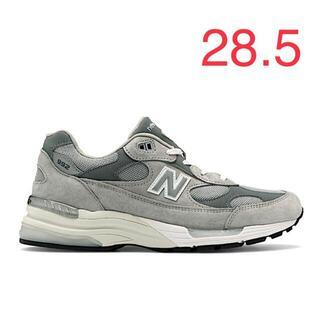 ニューバランス(New Balance)の28.5cm NEW BALANCE M992GR ニューバランス(スニーカー)